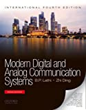 Modern Digital and Analog Communication Systems by B. P Lathi