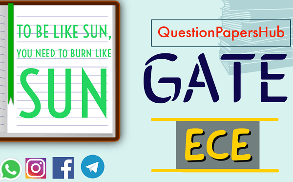 Free GATE ECE Notes