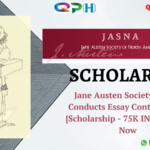 Jane Austen Society Essay Contest