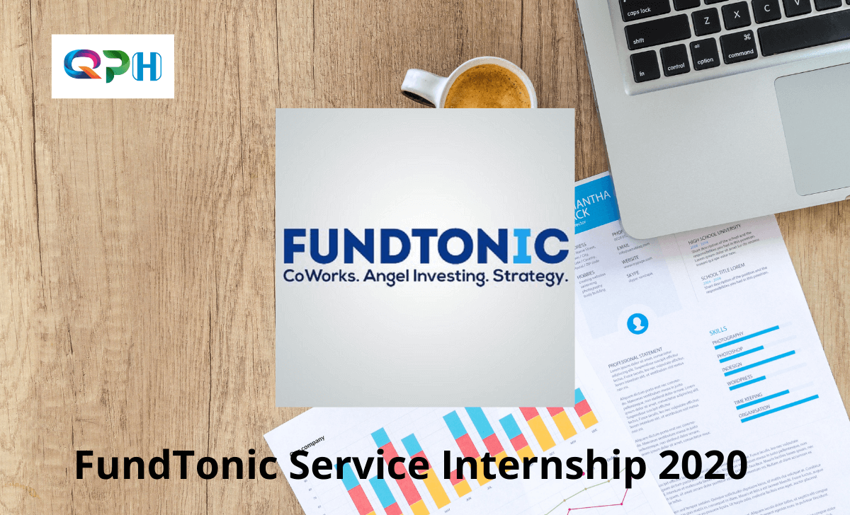 FundTonic Service Internship 2020