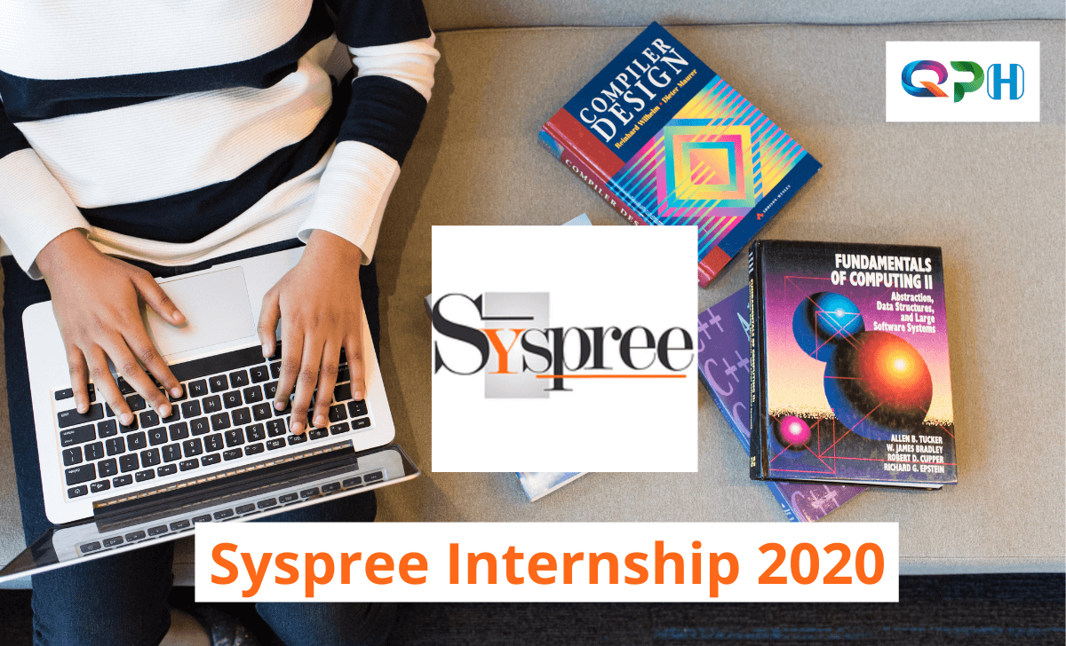 Syspree Internship 2020