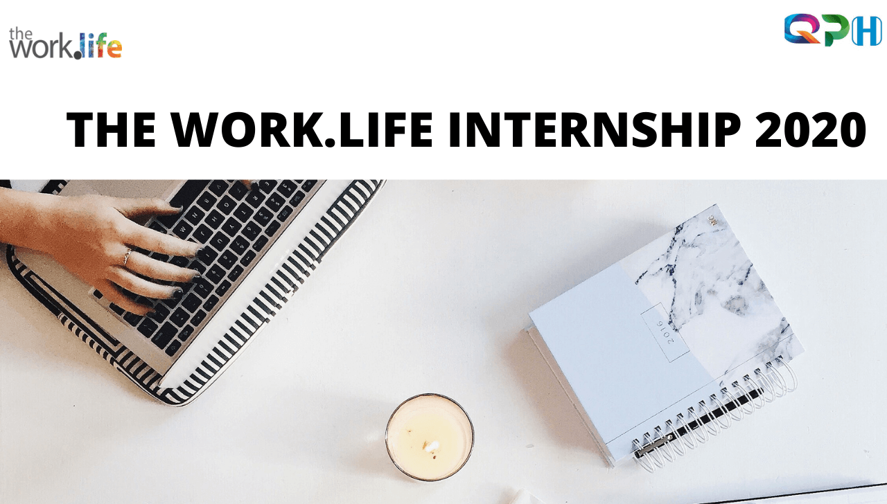 THE WORK.LIFE INTERNSHIP 2020