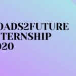 ROADS2FUTURE INTERNSHIP 2020
