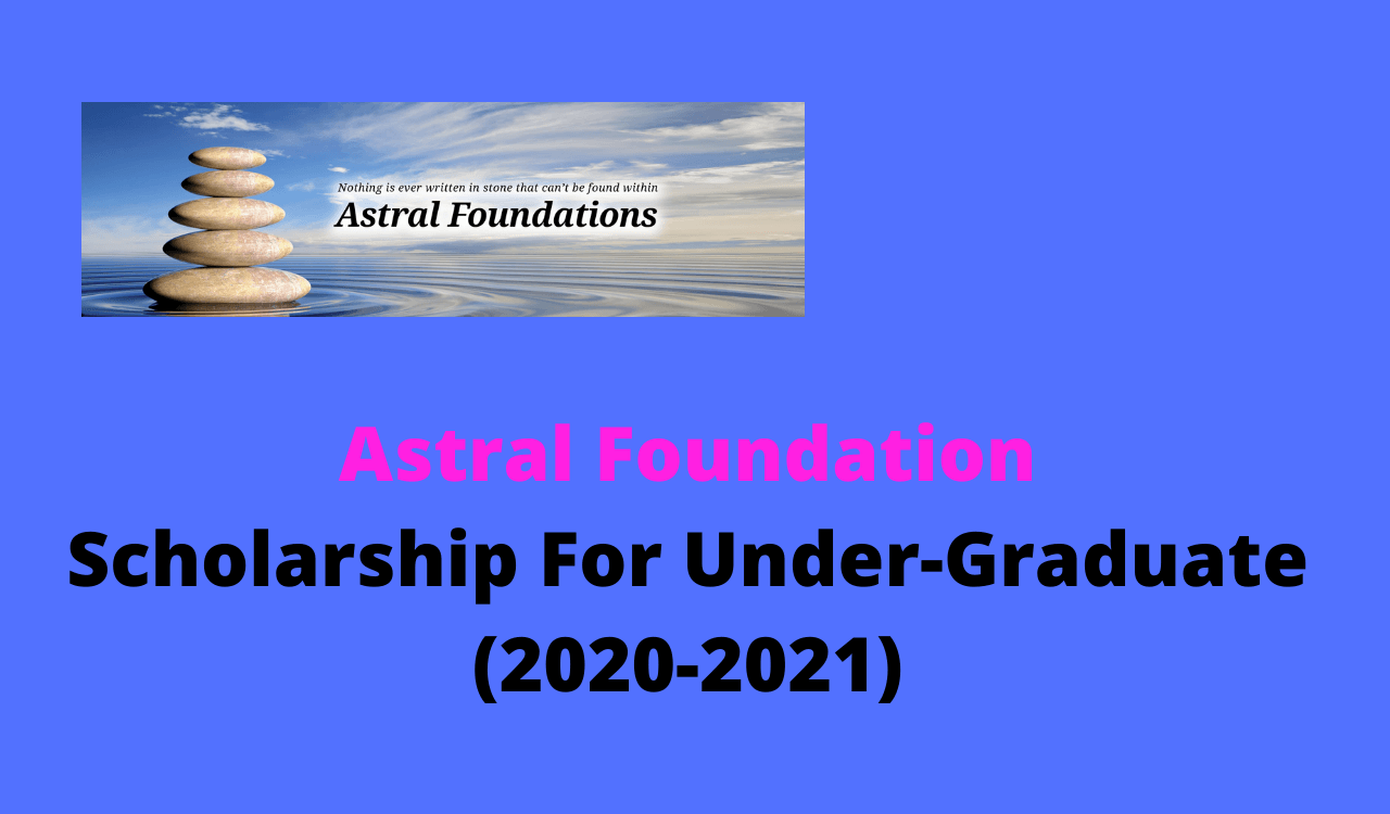 Astral Foundation logo