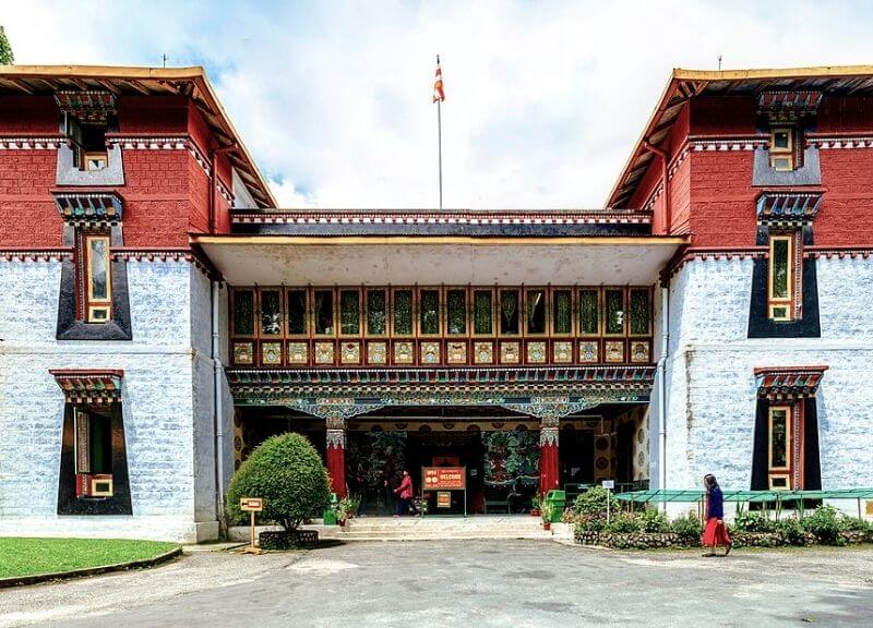 3. Namgyal Institute of Tibetology