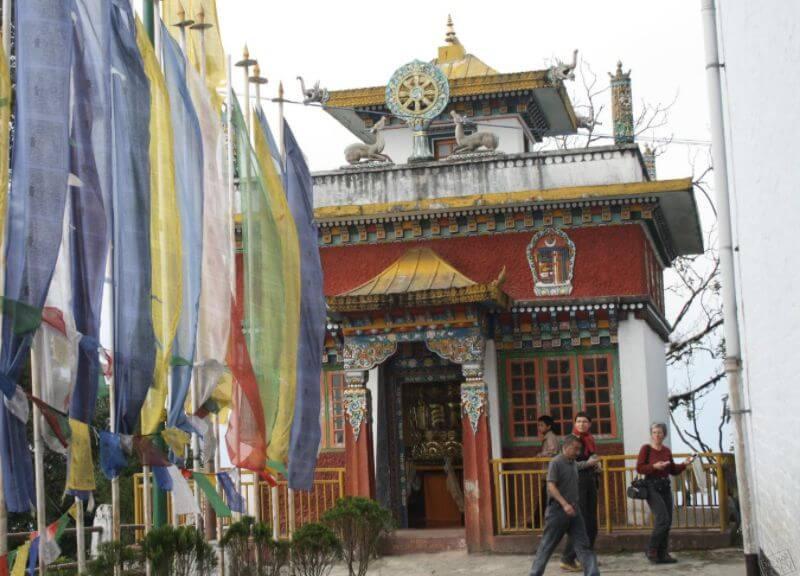 6. Pemayangtse Monastery